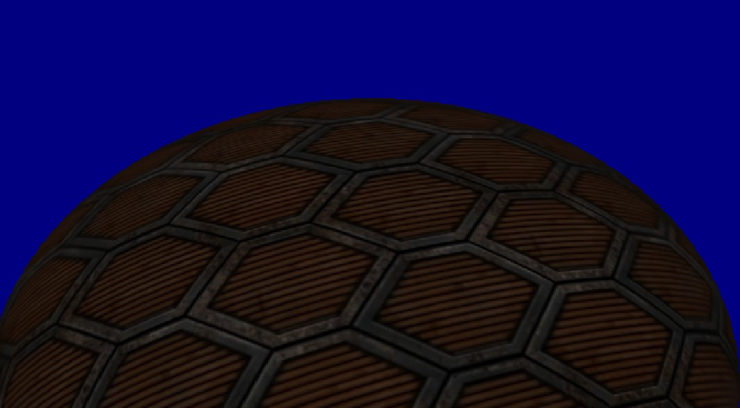 Ways to smooth-texture a sphere? - GameCreators Forum
