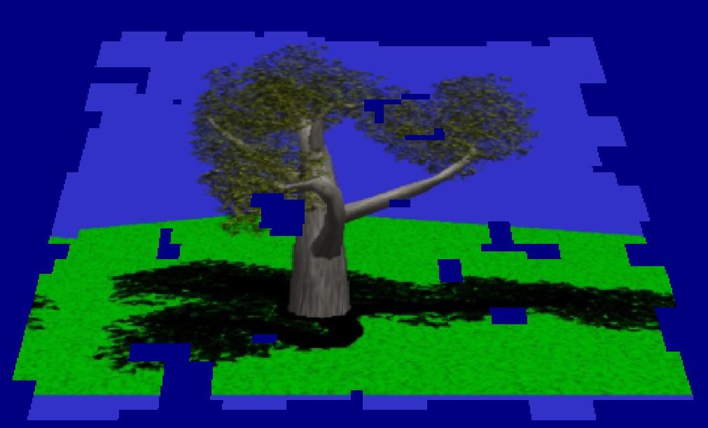 Ways to smooth-texture a sphere? - GameCreators Forum
